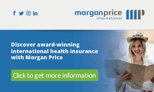 Morgan Price, a specialist international private medical insurance, accepted and appreciated in Germany.
